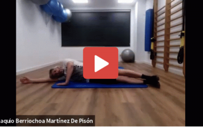 Nueva clase de Pilates [VIDEO]