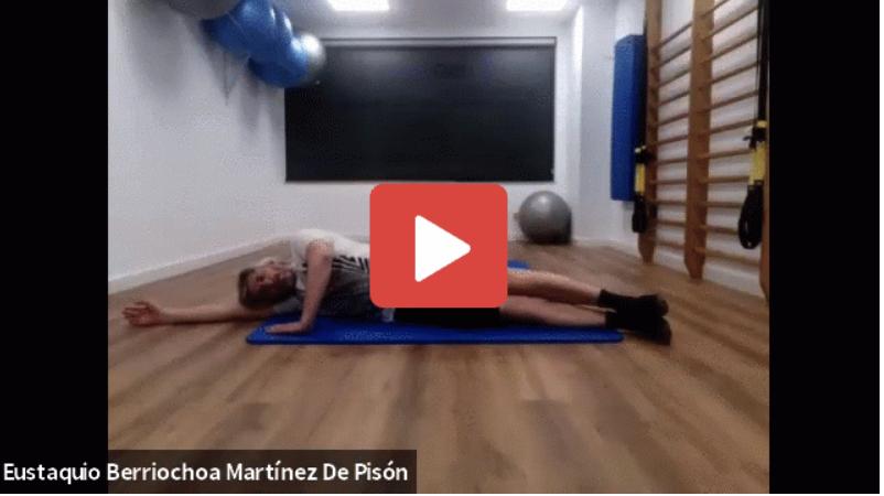 Nueva clase de Pilates [VIDEO]