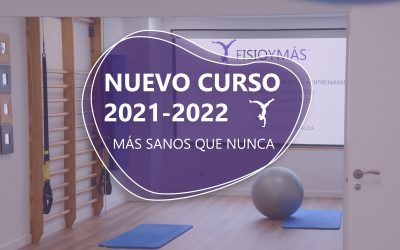 Nuevo curso 2021/22